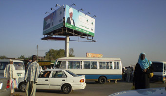 picture of khartoum elections